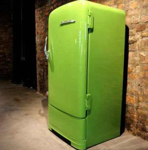retro hűtő