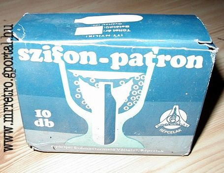 szifon patron