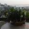 panoráma a balkonról