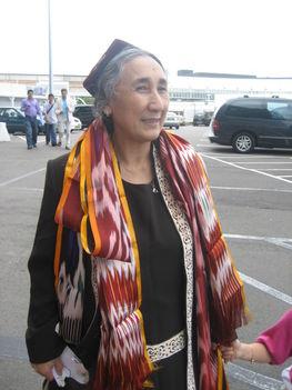 az ujgur vezető