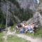 2009.  A dévaványai Nőegyesület a Békási-szorosban