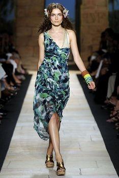 Diane von Furstenberg 2010 tavasz-nyár 5
