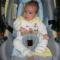 A négy hónapos unokám. 4