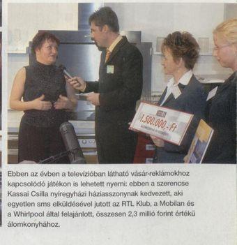 Lakáskultúra magazin 2005.4.szám
