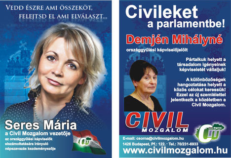 Civil erő!