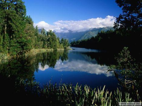Matheson-tó-Westland_Nemzeti_Park