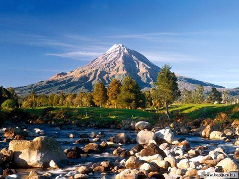 Taranaki-hegy