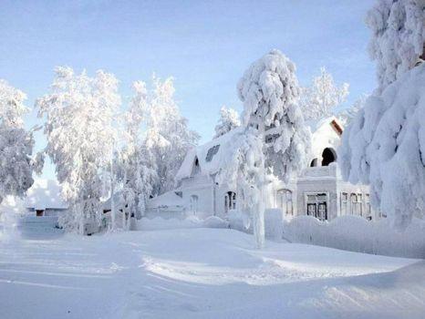 Téli táj 6