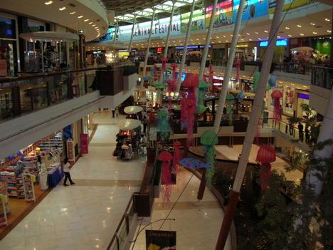 bevásárló központ