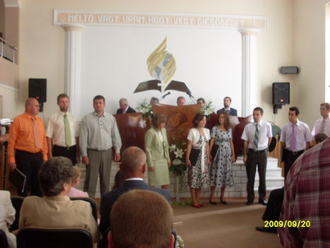 Adventista templom...
