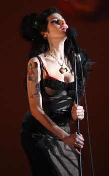 Amy Winehouse életképek 3