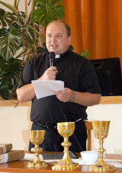 Csámpai Norbert Atya előadása