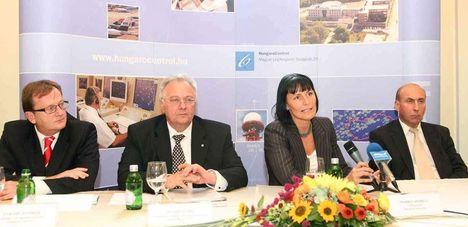 HungaroControl 2009 őszén