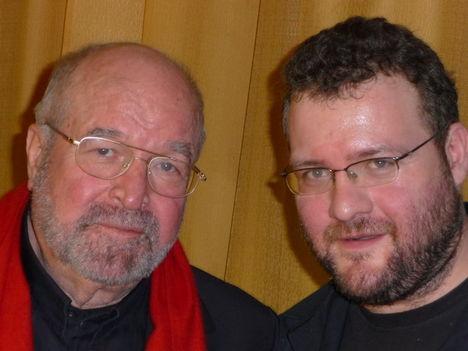 Bujtor István és fia, Balázs