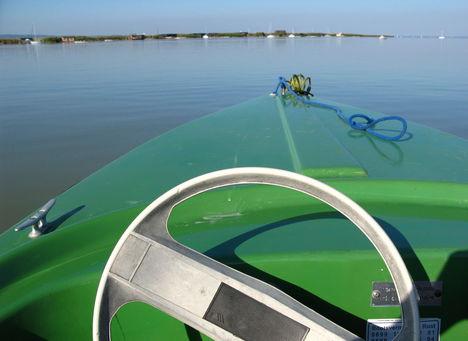 Egy kis csónakázás   Ruszt 2009. 09. 26.