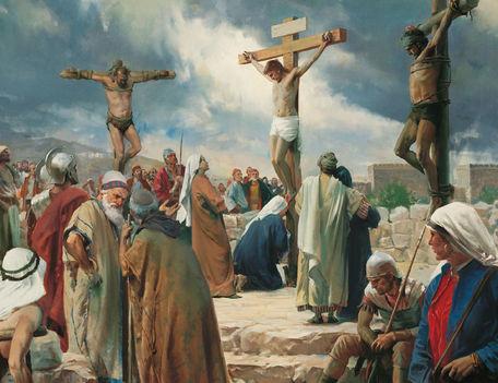 Keresztrefeszítés