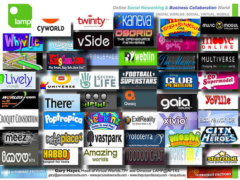 virtuális céglogók