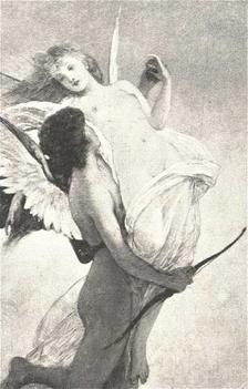 Ámor, Erósz, Cupido - ahogy tetszik