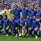 Az olasz csapat