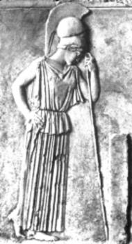 Pallasz Athéné-ábrázolás