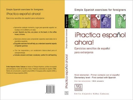Practica español ahora-kezdő nyelvkönyv