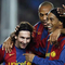 Ronaldinho, Messi & Henry