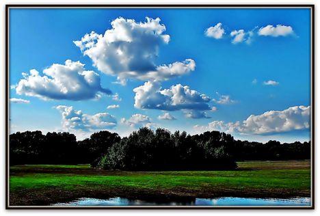 Természetfotók,  Felhőgomoly....
