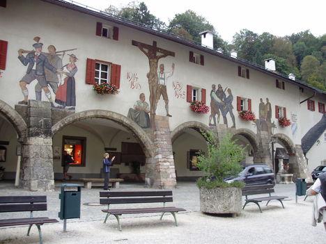 Vegyes, Ausztria, Németország Bertesgaden.