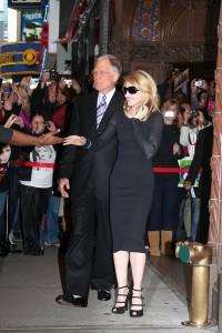 Madonna pizzázni indul