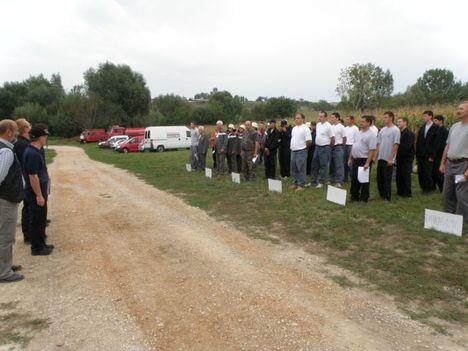 Összevont taktikai vizesgyakorlat 2009.09.11. / 1