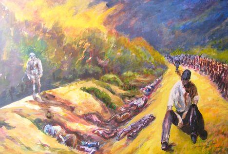 Lelikné Ombódi Orsolya; Erőltetett menet