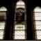 Nyított ablak =Újvárosi Római Katolikus templom belső)