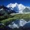 Chomolonzo csúcs, Kangshung-gleccser, Tibet