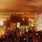 Hong Kong-i éjszaka