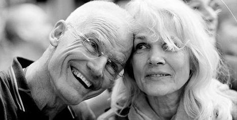 Lama Ole Nydahl és felesége