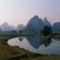 Li-folyó, Guangxi tartomány