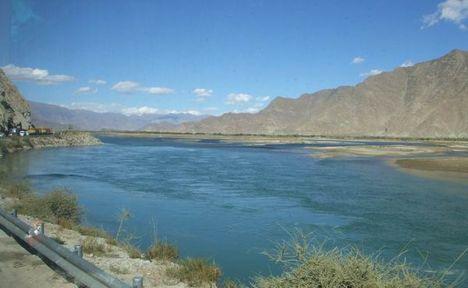 Tibet folyó
