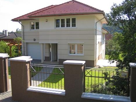 2 szintes ház