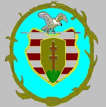 Magyar Uniós Nemzetőrség címere