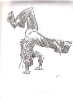 Capoeira_by_sniDerJAO