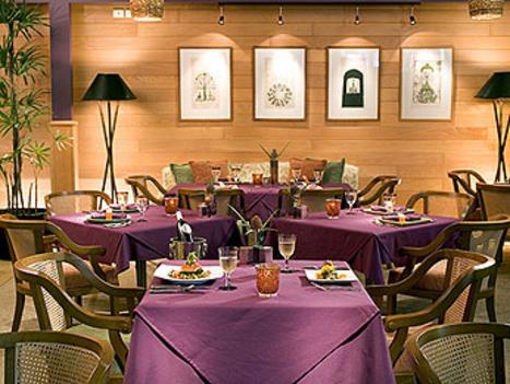 egy ausztrál étterem belseje