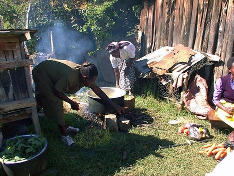 kenyai főzés