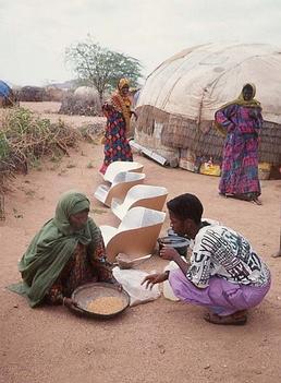 Kenyai főzés napenergia segítségével