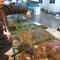 kínai utcai ételbőség