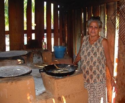 mexikói hagyományos főzési eljárások színtere