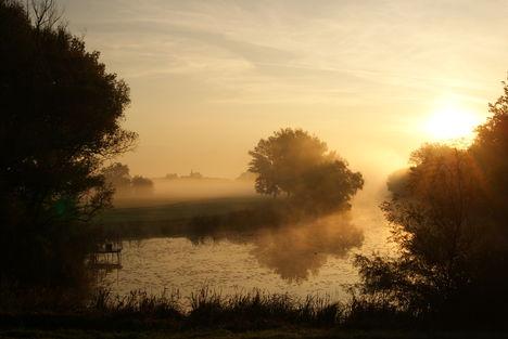 Hajnal a Csikóréten