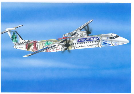 Repülő csomag