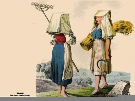 18.-19. századi magyar viseletek 11