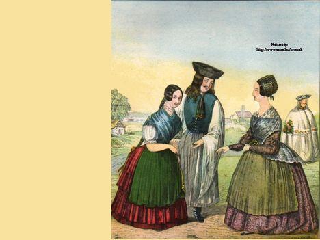 18.-19. századi magyar viseletek 14