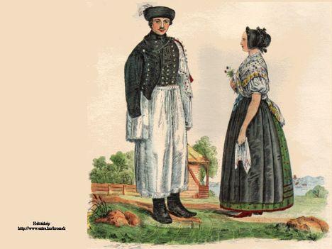18.-19. századi magyar viseletek 15